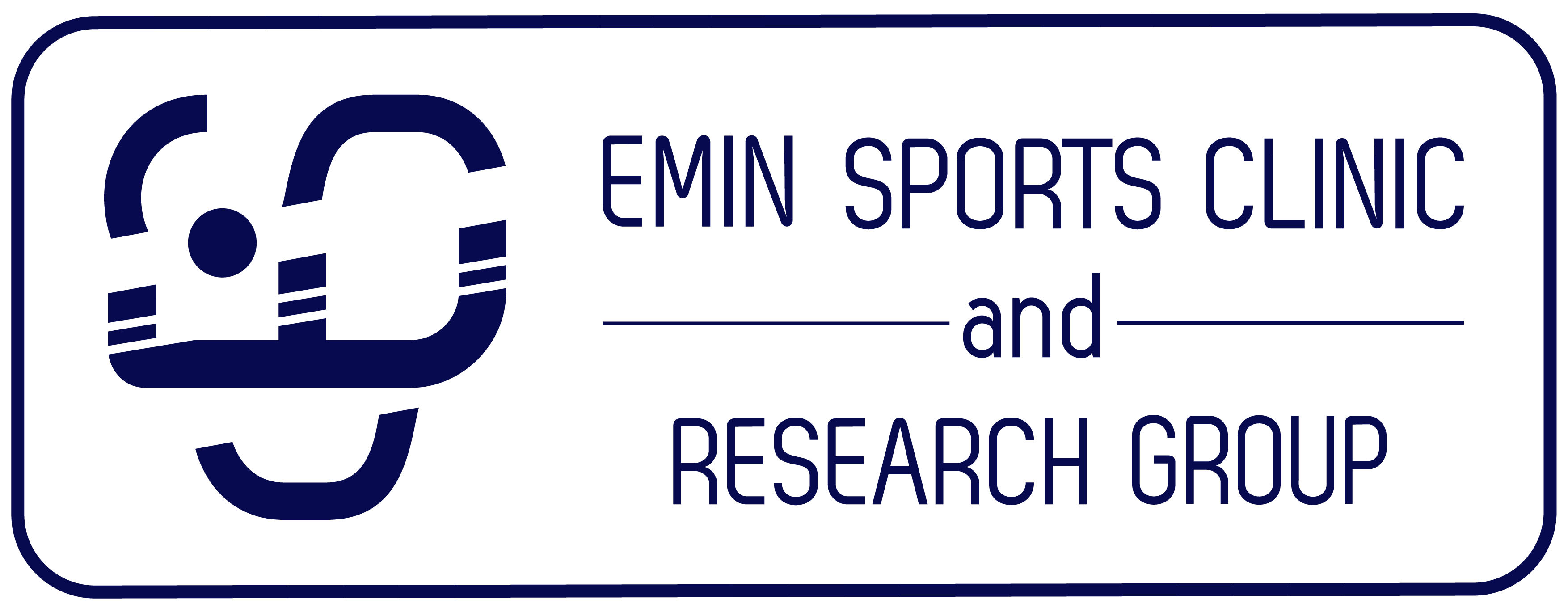 Emin Paçaci Sports Clinic Logo